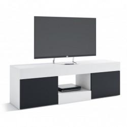 Mueble TV Renoir blanco y...