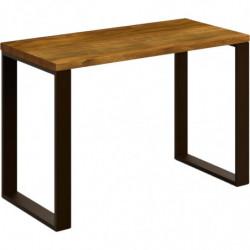 Mesa escritorio de madera...